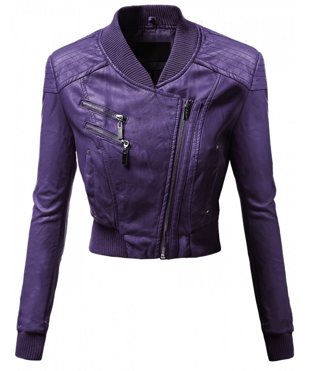 Women S Varsity Letterman Neckline Crop Bike Rider Faux Leather Jackets Leather Jacket Jackets Clothes [ 1200 x 1000 Pixel ]