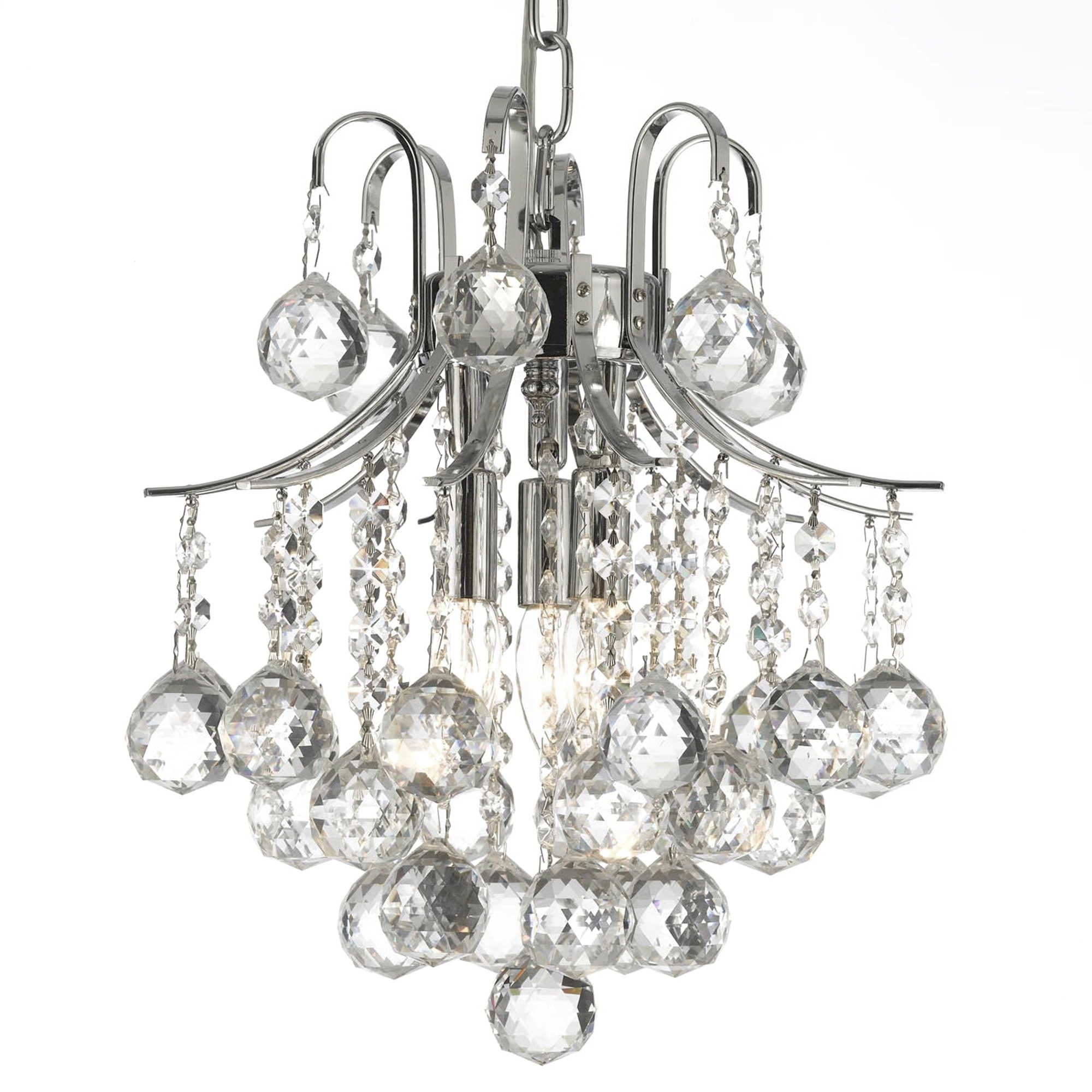 Gallery empire crystal light minichandelier mini chandelier