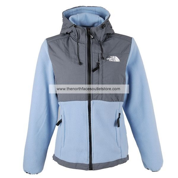 bc6e19564 The North Face Jackets Women's Denali Hoodie(Light Blue) | North ...