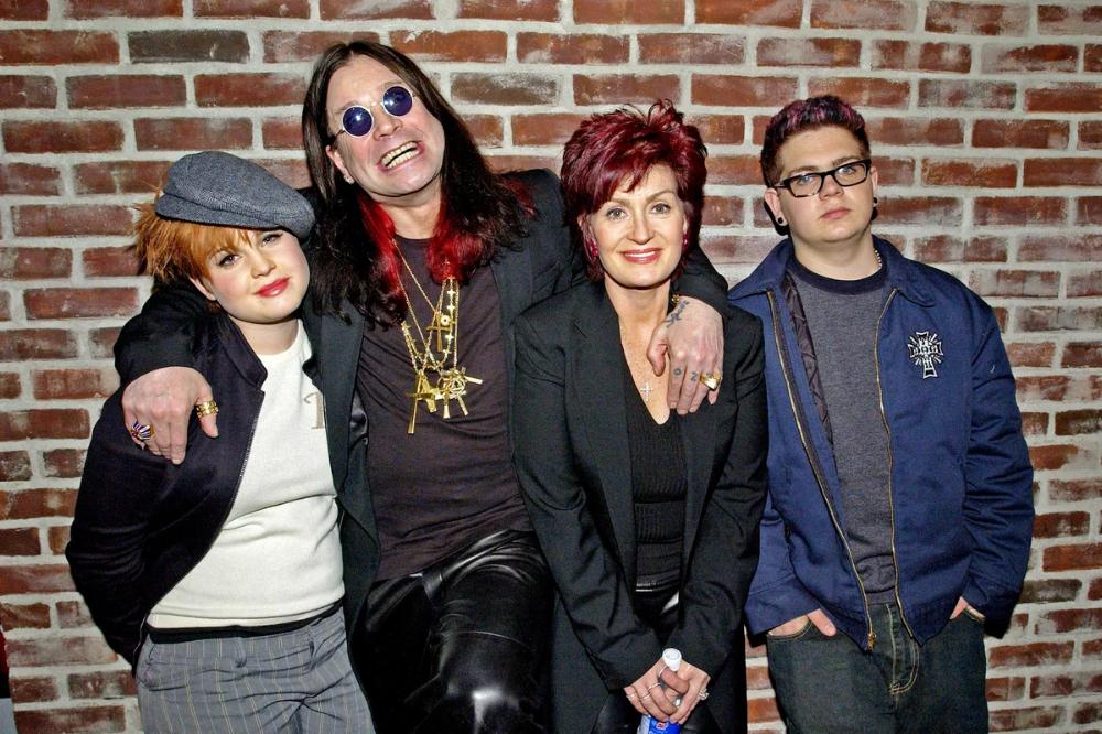 Ozzy Osbourne Reveals He Has Parkinson's Disease 'It's