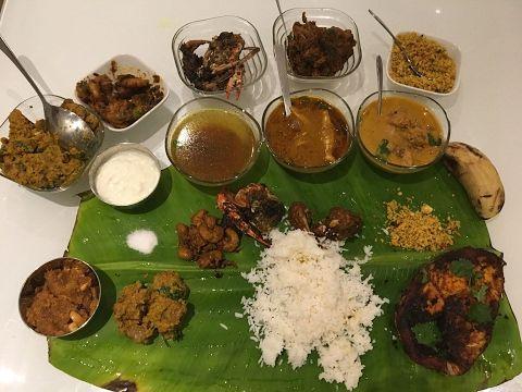 Non Veg Full Meals X2f Non Veg Thali Tamil Commentary