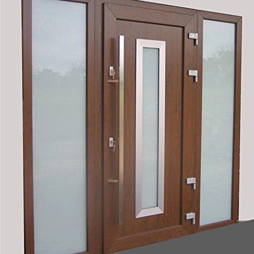 glass office front door. Mercury Offset# Modern Stainless Steel Sus304 Entrance Entry Commercial Office Store Front Wood Timber Glass Door