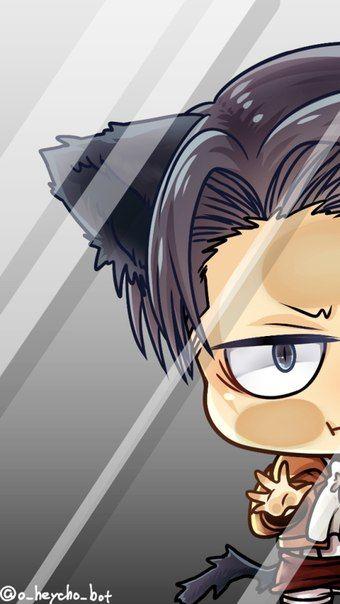 Levi II Shingeki no Kojin