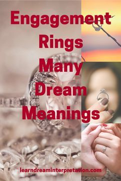 The truth about dream dictionaries using engagement rings as an