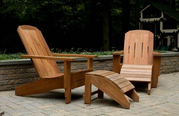adirondack chair of mahogany products i love pinterest craftsman style craftsman and. Black Bedroom Furniture Sets. Home Design Ideas