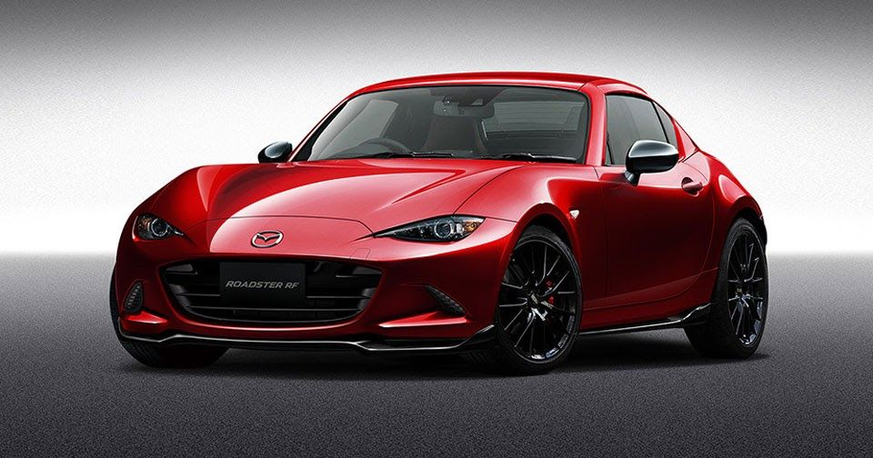 Mazda Reveals Two Special Mx 5 S For Tokyo Auto Salon Carscoops Mazda Miata Mazda Mx5 Miata Mazda Mx5