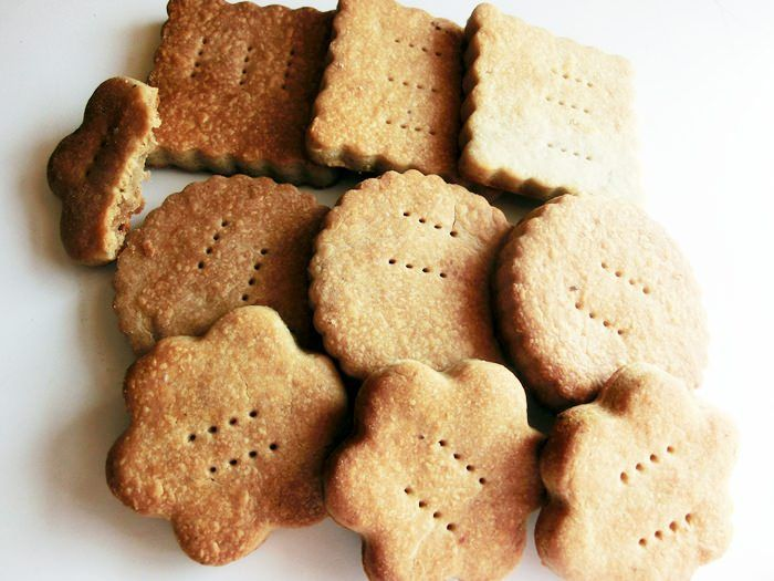 biscuiți sănătoși în greutate