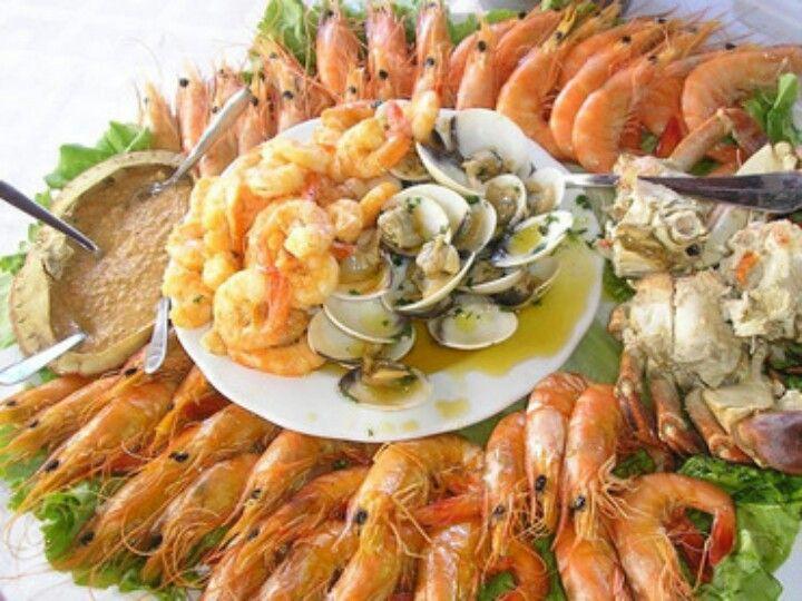 Mariscada Sinaloense Comida Espanola Comida Cocina Espanola