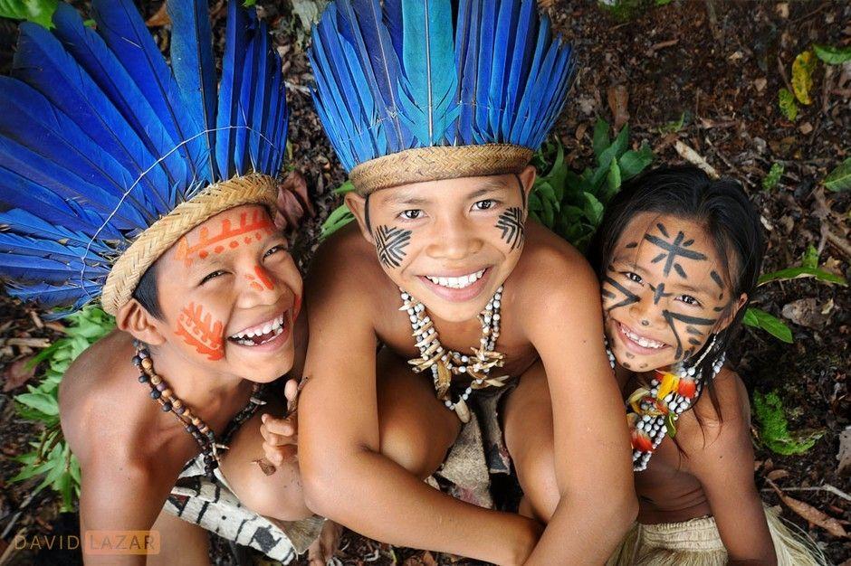 La vida secreta de la tribu Dessana en la selva amazónica de Brasil_spanish.xinhuanet.com