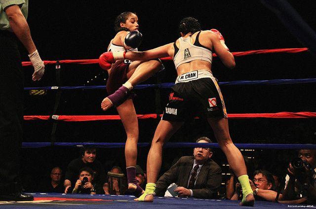 I love kickboxing toledo