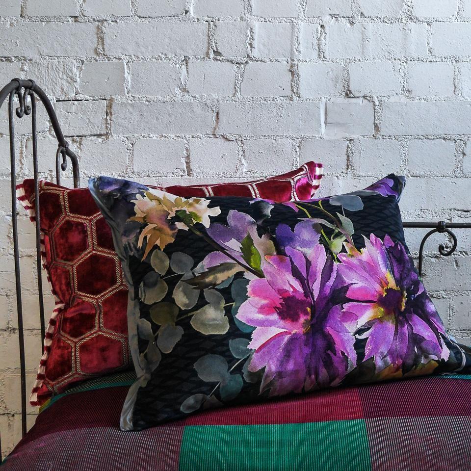 Designers Guild Shalimar Garden Cushion Small Acorns