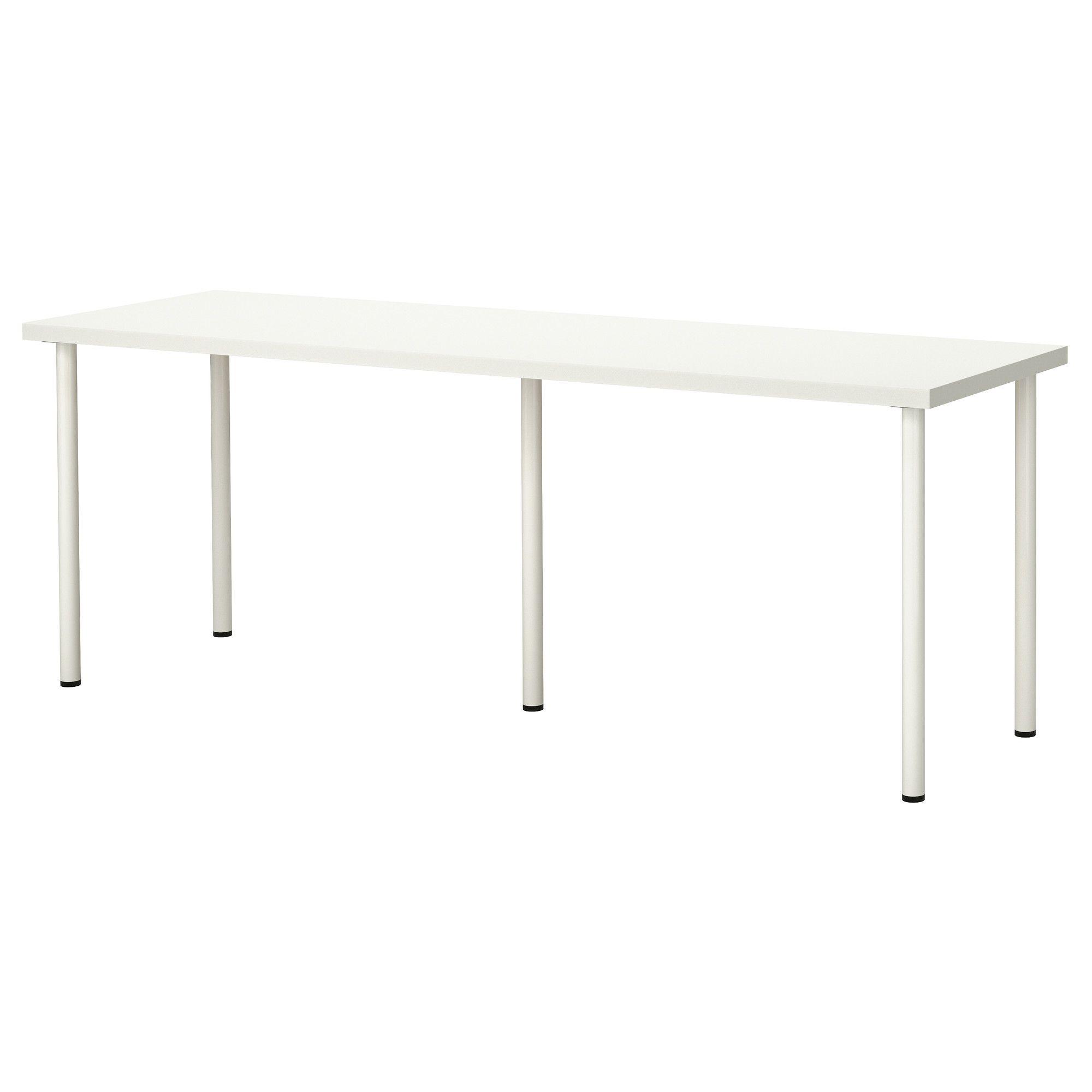 LINNMON / ADILS Table, white