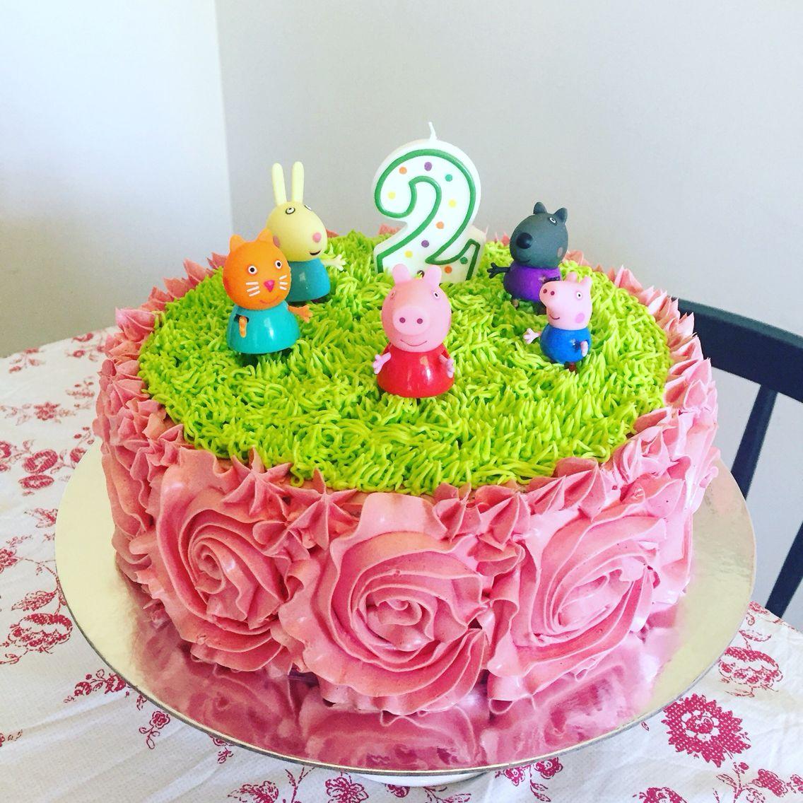 Peppa pig birthday cake pig birthday cakes peppa pig