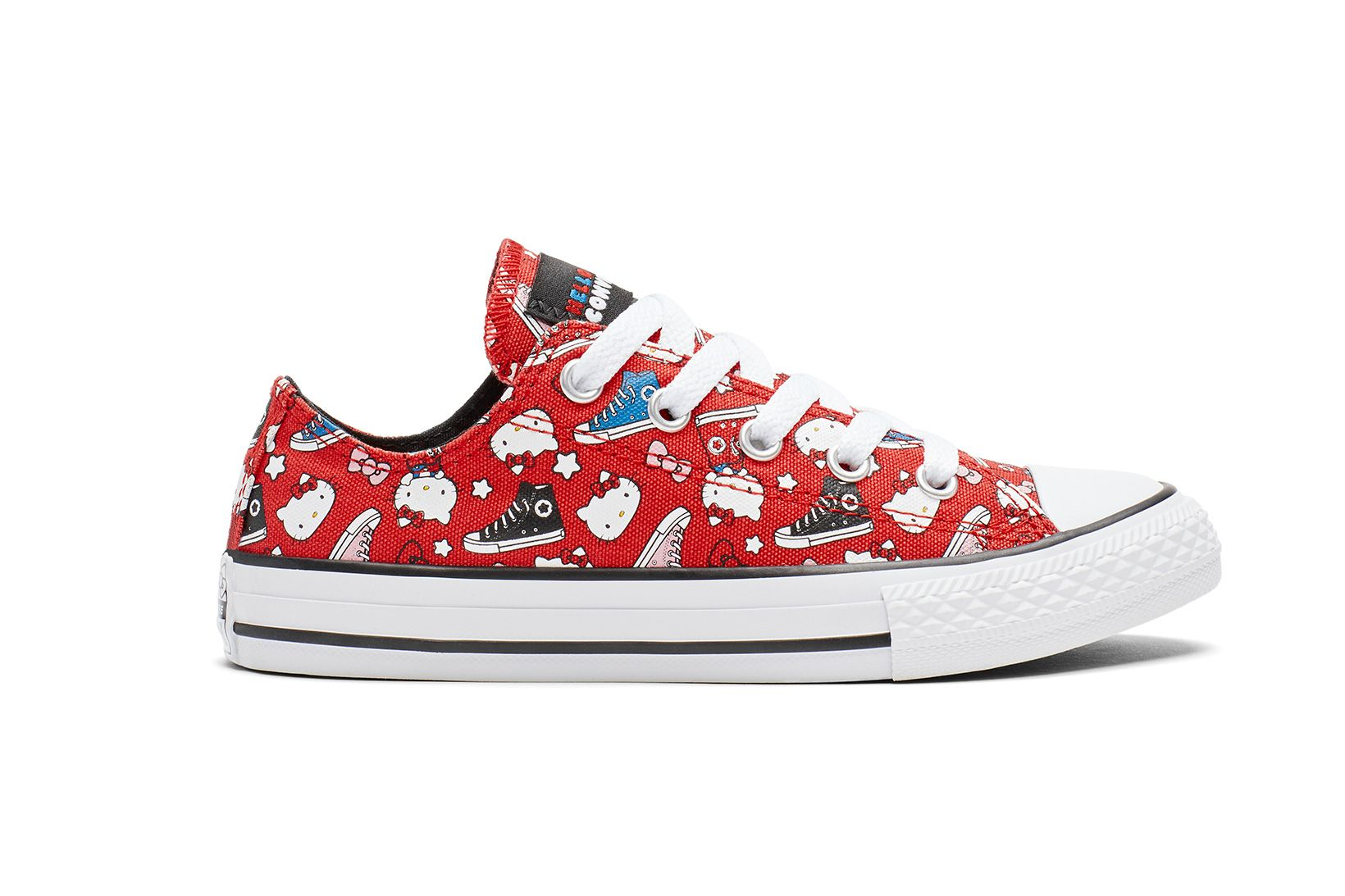 Converse x Hello Kitty Collaboration | HYPEBAE