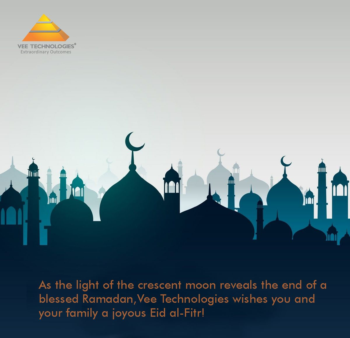 Happy Ramadan 2017 Vee Technologies As The Light Of The Crescent