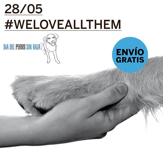 ¡Hoy celebramos el día del perro sin raza! Todos se merecen lo mejor, por eso #hoy los envíos nacionales serán gratuitos en www.brottdog.com #diadelperrosinraza #brottbarcelona #cool #dogcollars