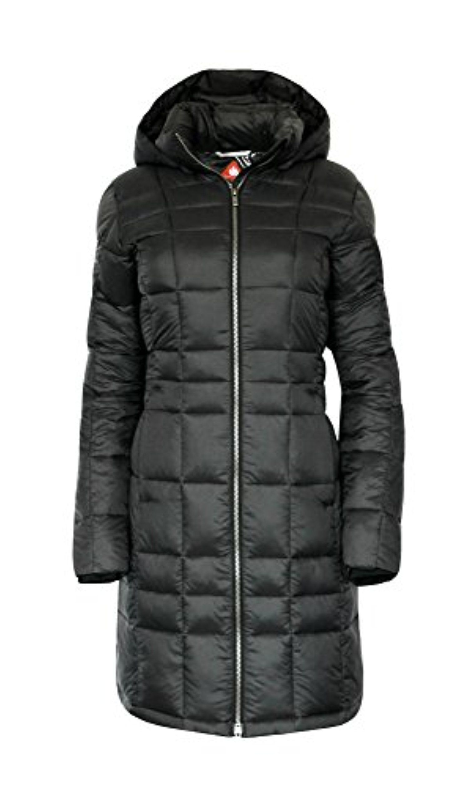 COLUMBIA women's Backcountry Blizzard hooded long jacket ...