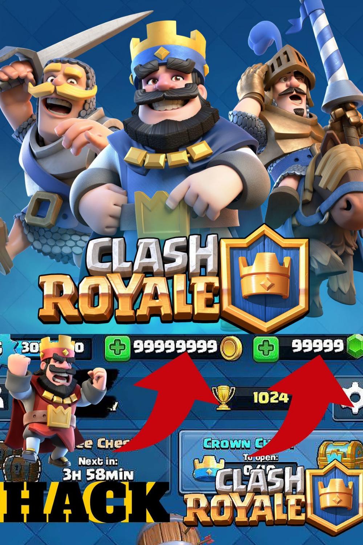 Clash Royale Hack Free Gems And Gold Clash Royale Free Gems Gems