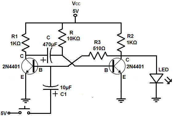 monostablemultivibrator u202c circuit are sequential regenerative circuits either synchronous or