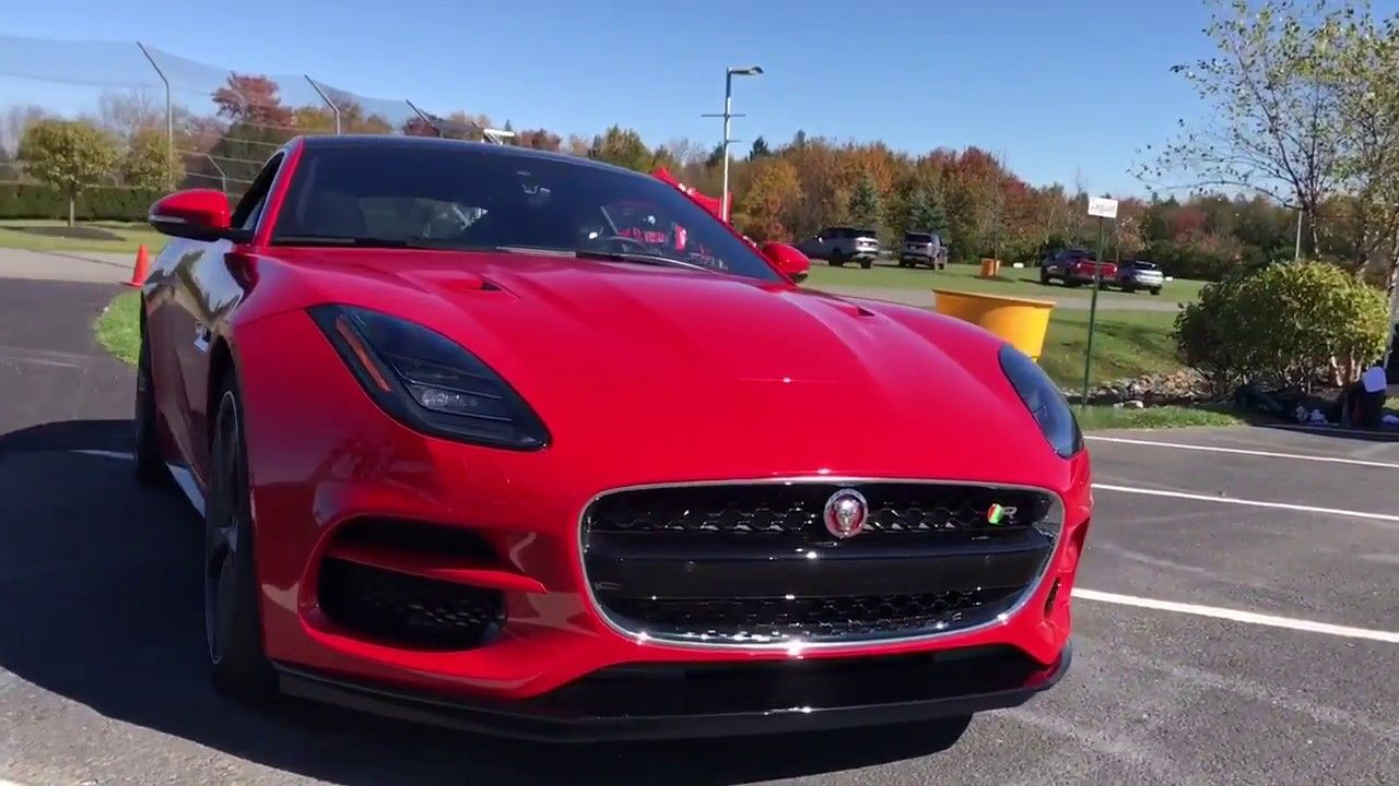 2019 Jaguar F Type On The Road All Changes Jaguar F Type