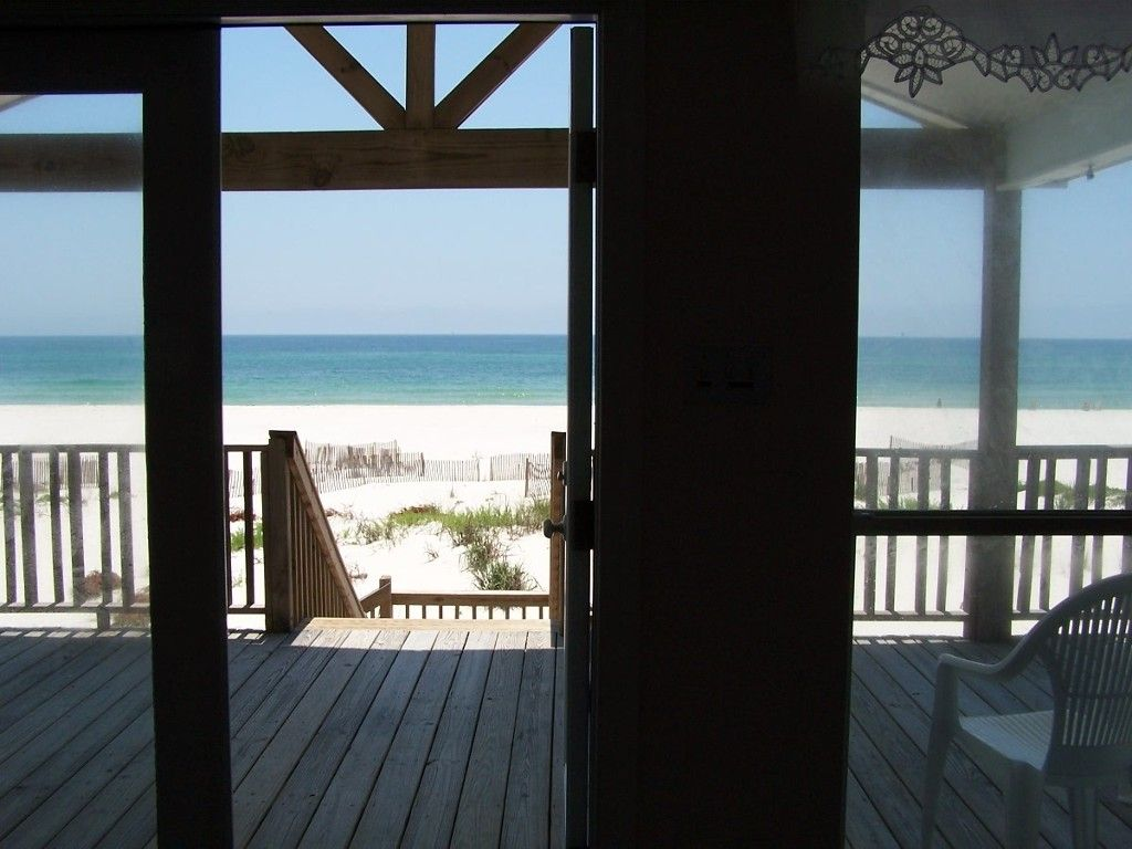 Cabana beach House vacation rental in Fort Morgan from