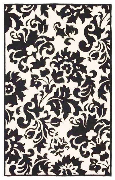 Black And Turquoise Area Rugs Black And White Damask Rug Turq
