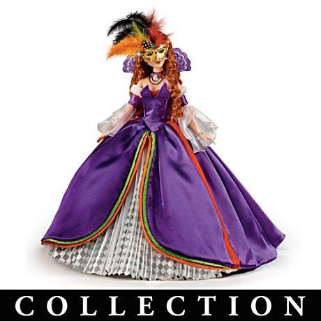 Midnight Masquerade Fantasy Doll Collection