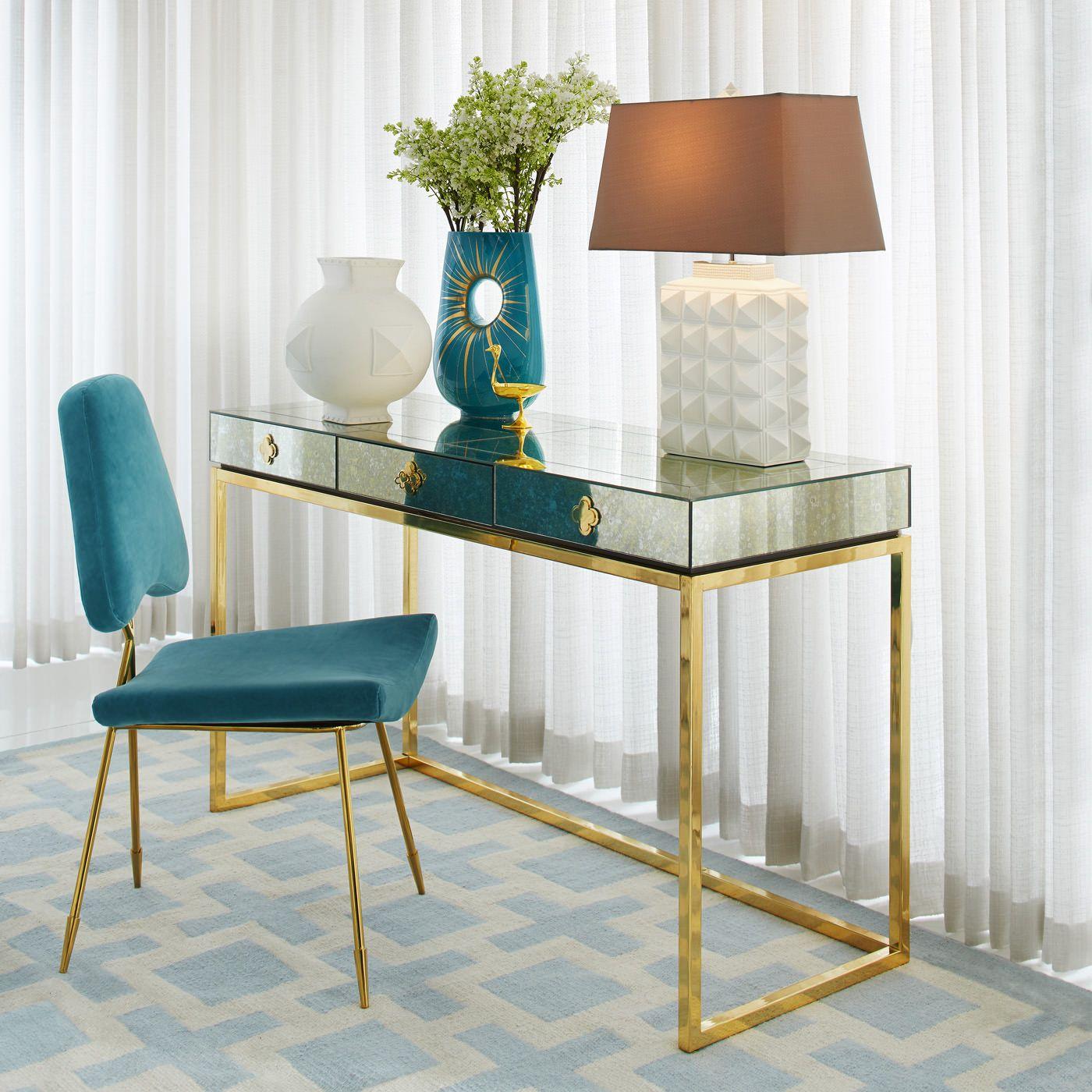 Desks - Delphine Desk Vanity Q: 1