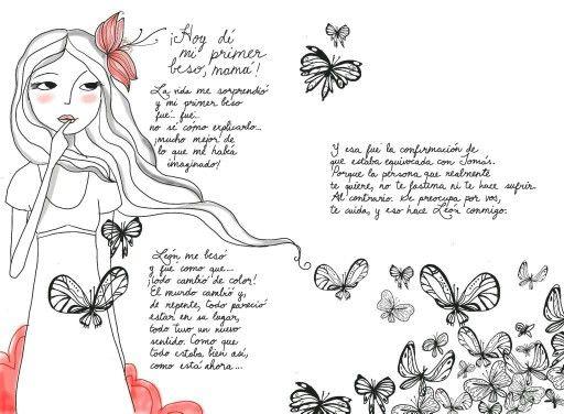 Diario De Violetta Com Imagens Desenhos Animados Desenhos