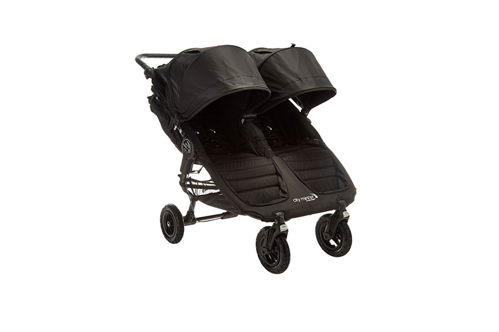 Courtesy of Amazon Baby strollers, City mini gt double