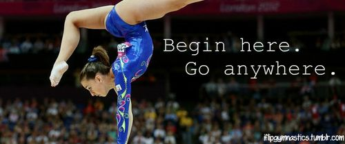 Begin here. Go anywhere. USA Gymnastics