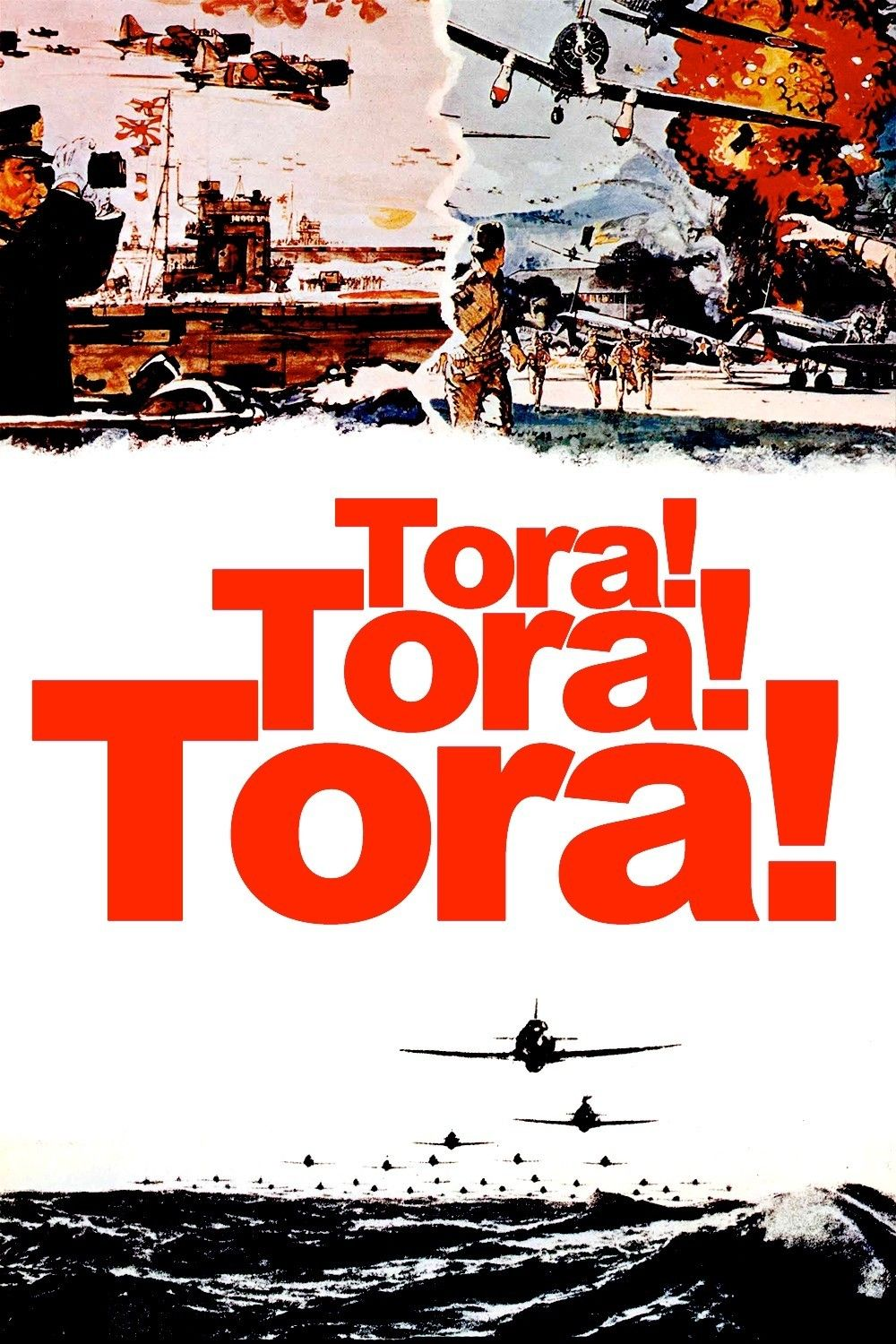Monday May 30th Memorial Day Tora Tora Tora 1970