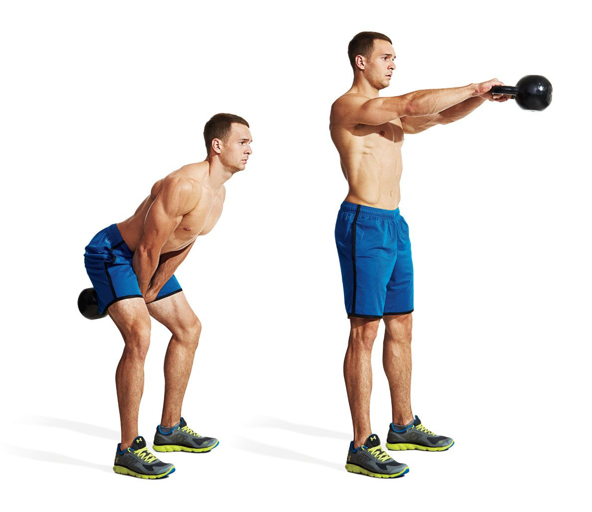 Fat Burning Kettlebell Exercises: The 20-Minute Fat-Burning Kettlebell Complex-Visit Our