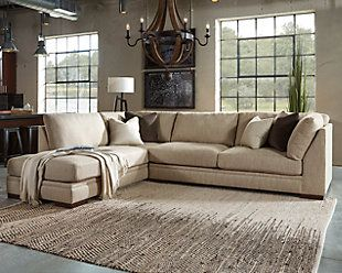 Malakoff 2 Piece Sectional. Living Room SectionalSectional SofasMobile Home