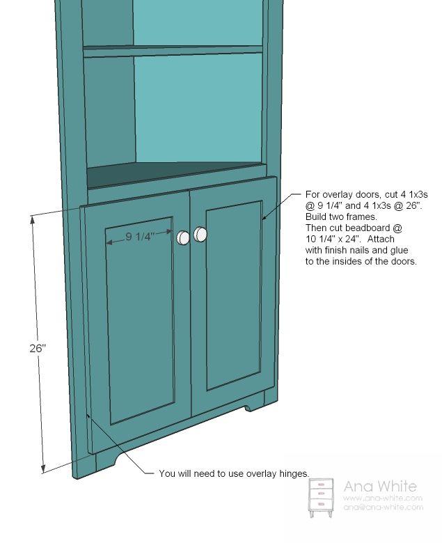 Best Corner Cupboard With Images Corner Cupboard Diy 400 x 300
