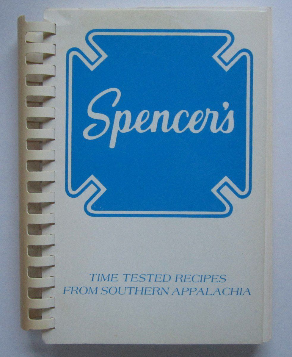 Spencer\'s Mills Mount Airy NC Cookbook Time Tested Recipes from ...