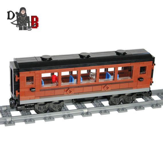 -Please Read Item Description Lego Emerald Night Coach Car