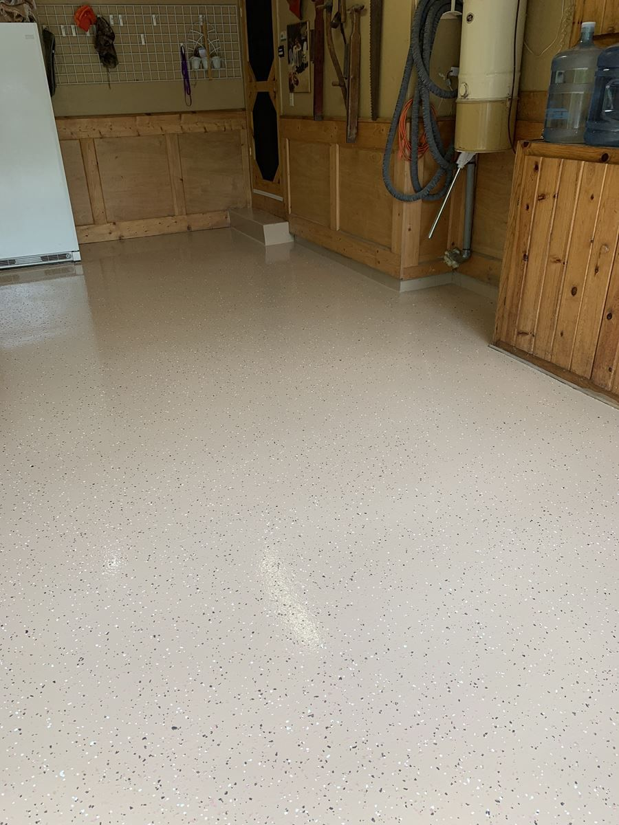 Another Standard Coating By Innovative Garage Flooring This Time A 2 Car In Hugo Mn Https Www Innovativegaragef In 2020 Garage Floor Epoxy Garage Floor Epoxy Floor
