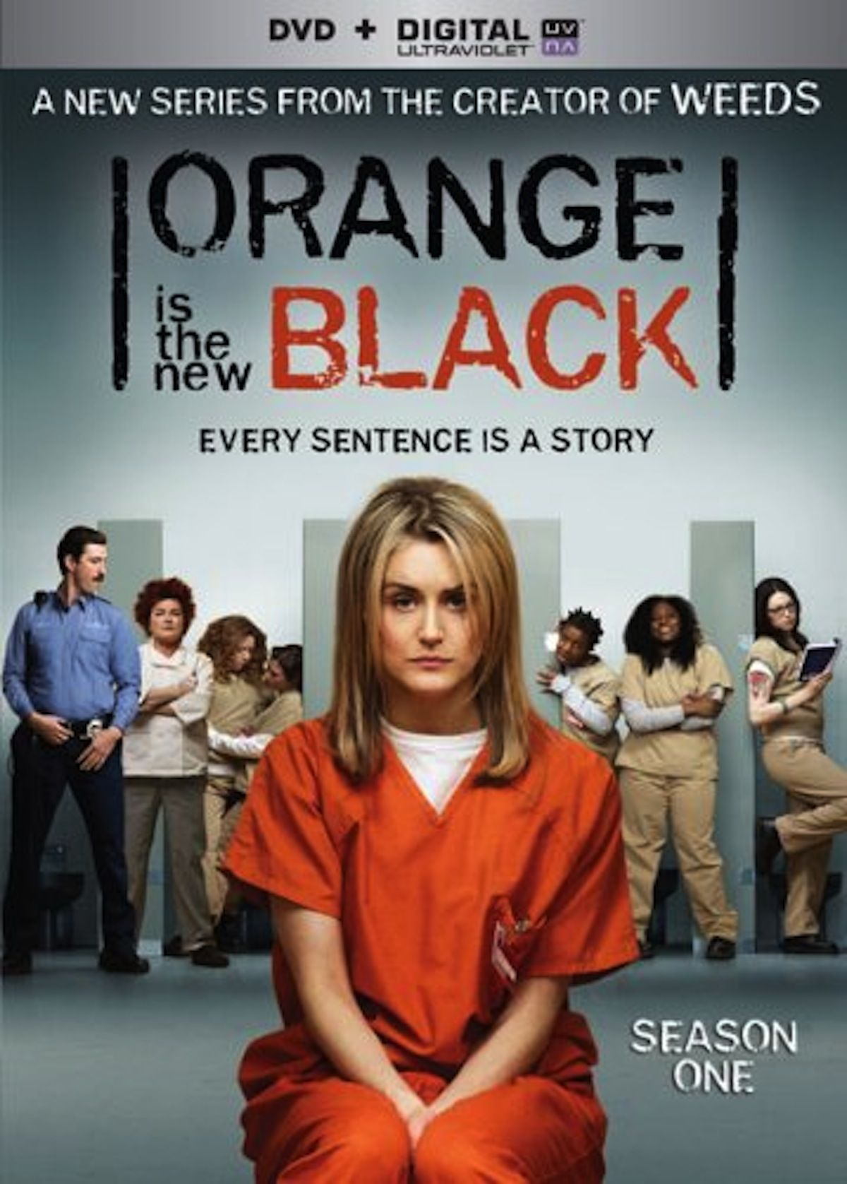 Orange is the new black season 1 episodes 1 13 orange