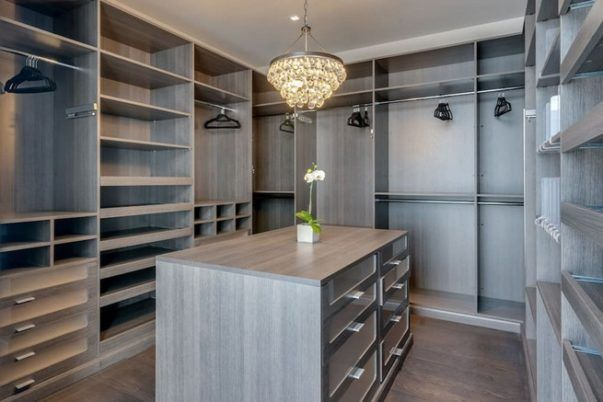 Cabina Armadio New York : Celebrity homes: the luxury penthouse of kim kardashian in new york