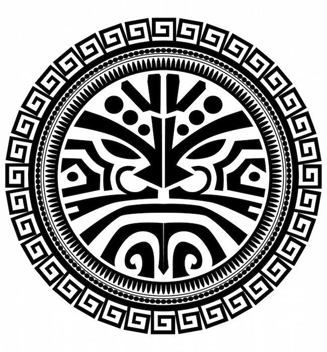 Maori Tattoo, Samoan Tattoo