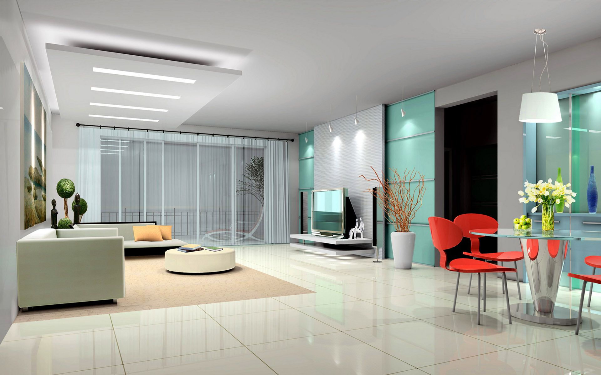 Executive living room interior design ideas