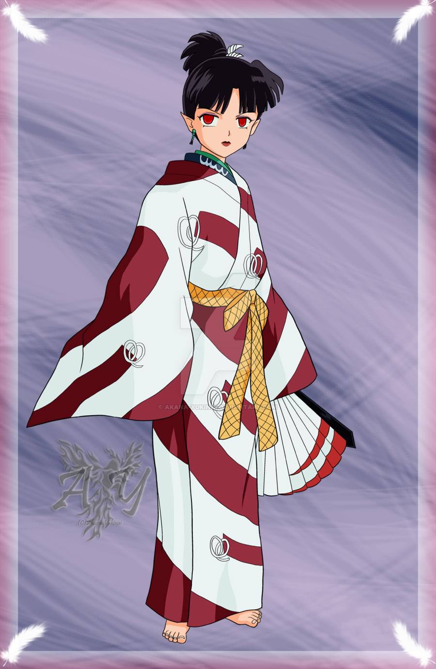 Kagura by inu-sessh-rin on DeviantArt   Anime characters