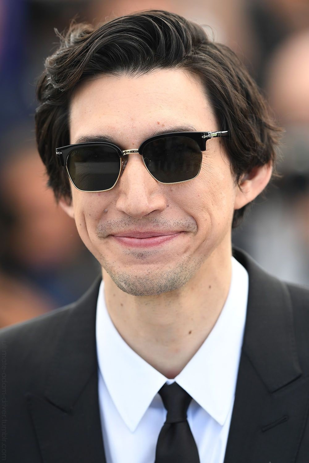 Adorable Grin Version 2.0 Adam Driver attends the photo call for ...