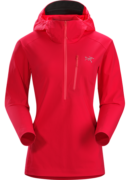 cf973bdf687 Psiphon SL Pullover Women's Versatile, light, compact softshell pullover  designed for women and built
