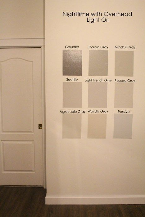 Nine Gray Paint Colors We Put to the Test for Your Home - Within the Grove