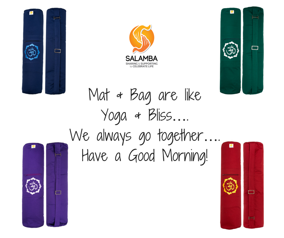 bag your mat on the go http www lazada sg salamba yoga mat bag
