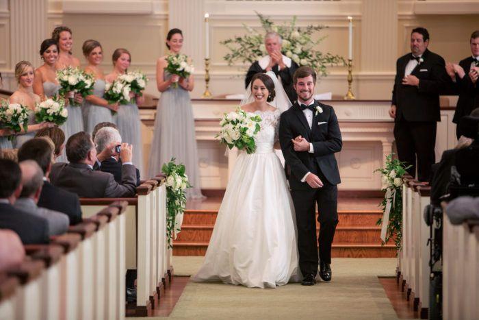 Clic And Traditional Church Wedding Ceremony Alexas Photography Highland Presbyterian Winmock At Kinderton Winston M