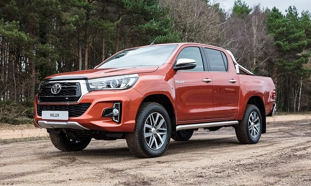 2021 Toyota Hilux Usa Might Happen 2021 Tacoma In 2020 Toyota Hilux Toyota New Cars