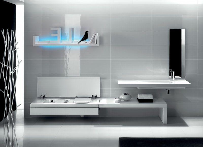 G full 140x50 wc dx copertura bianca produzione sanitari - Produzione accessori bagno ...